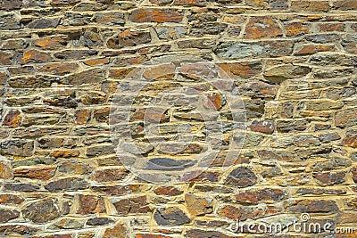 Walloon style of stonework