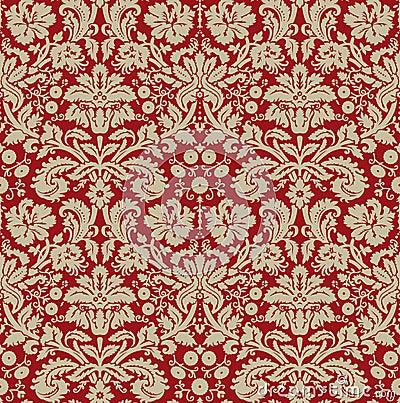 wallpaper dark red. WALLPAPER BEIGE DARK RED