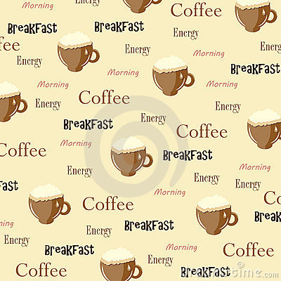 Wallpaper with cups