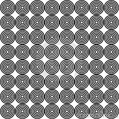 Wallpaper design of black ring
