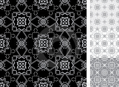 Wallpaper gray geometry