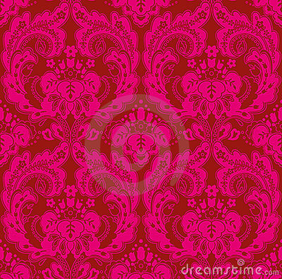 Wallpaper red-pink
