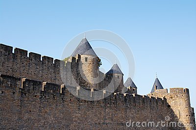 Walls of Carcassonne