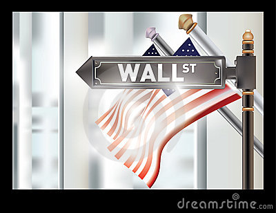 Wallstreet Editorial Photography