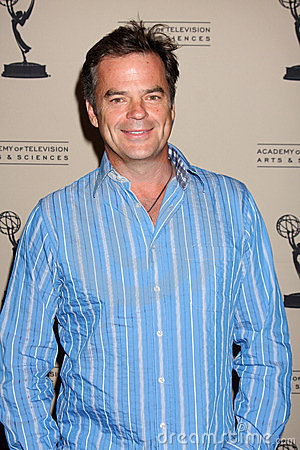 Wally Kurth Editorial Stock Image