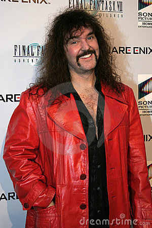 Wally Wingert at the DVD Premiere of Final Fantasy VII: Advent Children at the ArcLight Cinerama Dome, Hollywood, CA. 04-03-06 Editorial Stock Image