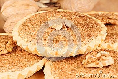 Walnut mini tarts