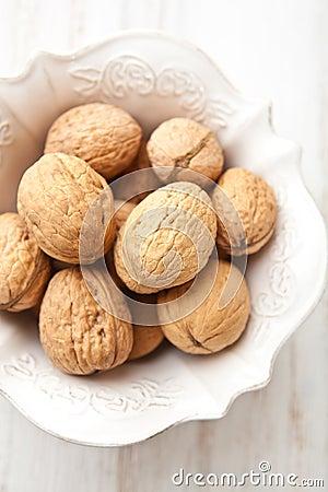 Free Walnuts Stock Photography - 22456512
