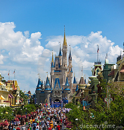 Walt Disney World Editorial Photo