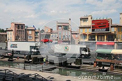 Walt Disney World Editorial Image
