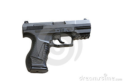 Walther P99 is a semi-automatic pistol