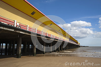 Walton Pier, Walton-on-the-Naze, Essex, England