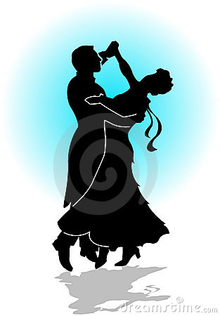 Waltz Dance Royalty Free Stock Image - Image: 514176