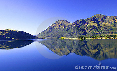 Wanaka zealand озера новое