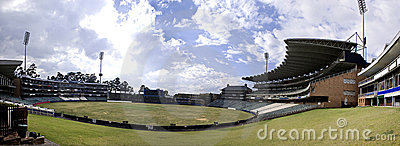 Wanderers Cricket Stadium Panoramic