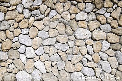 Wandsteine Stockfoto - Bild: 39838615