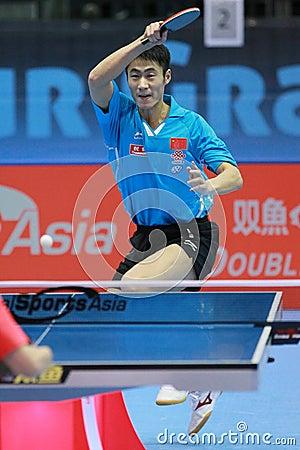 Wang Liquin (CHN) Editorial Stock Image