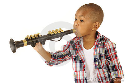 Wanna  Be Clarinet Player