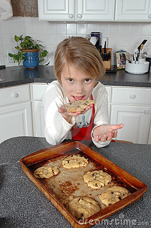Free Want A Cookie Stock Photography - 524152