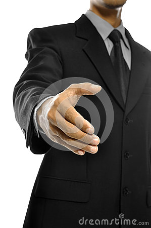 Want To Shake Hand