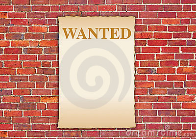 Wanted wall
