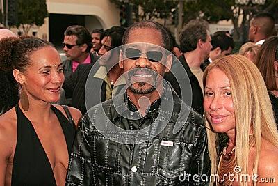 War at the 2007 Alma Awards. Pasadena Civic Auditorium, Pasadena, CA. 06-01-07 Editorial Stock Photo