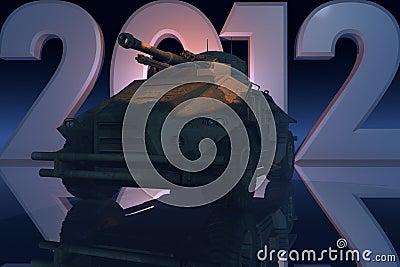 War 2012 Concept