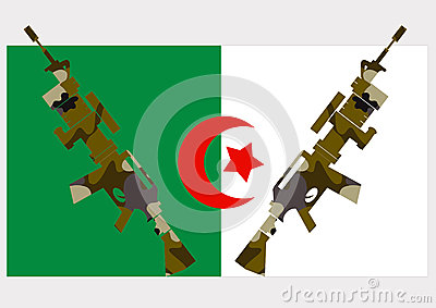 war in Algeria