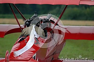 War fighter plane