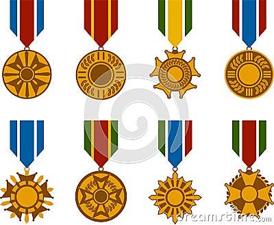 War Medals Series