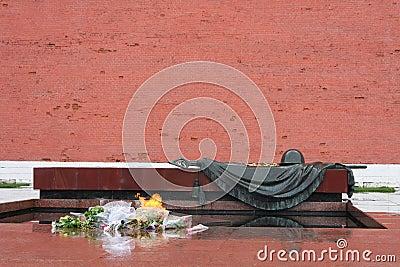War memorial in Kremlin