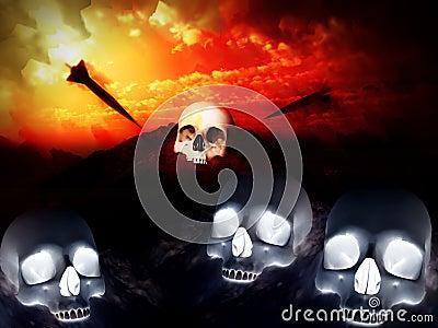 War Skulls 12