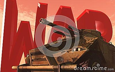 War and Tank
