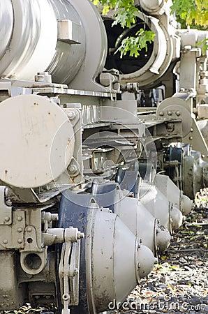 War train