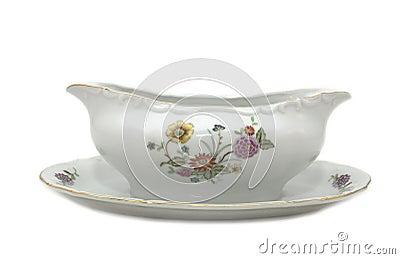 Ware of porcelain
