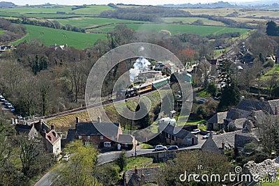 Wareham old train