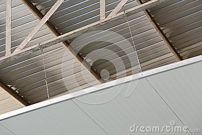 Warehouse insulator installation