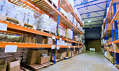 Warehouse and merchandise