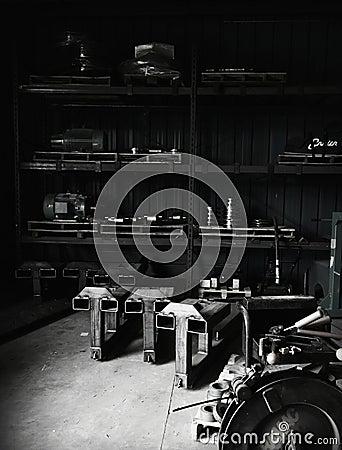 Warehouse Storage 2
