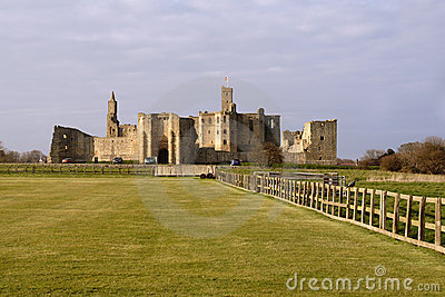 Warkworth Castle