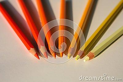 Warm Crayons