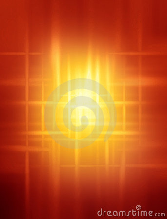 Warm Crossed Abstract Background