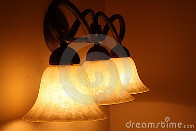 Warm lighting