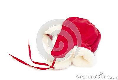Warm Red  cap