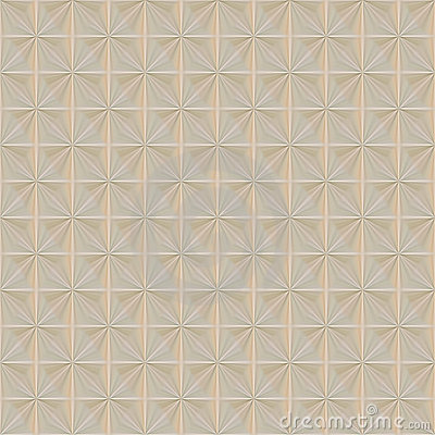 Warm square silk pattern