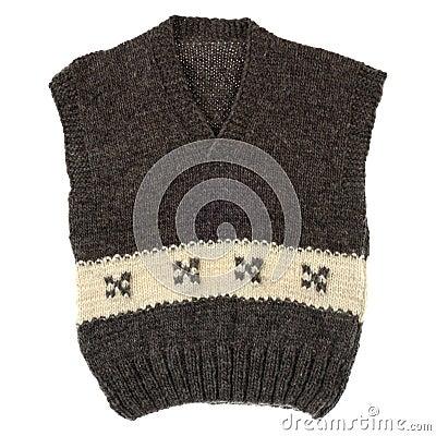 Warm waistcoat