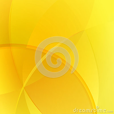 Warm yellow background