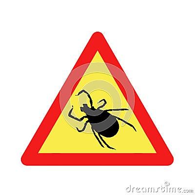 Free Warning Before Ticks Stock Photography - 9190352