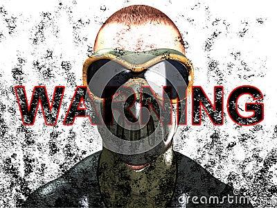 Warning Face