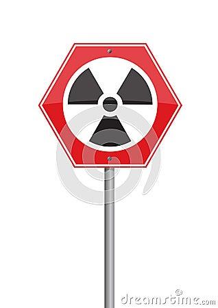 Warning nuclear